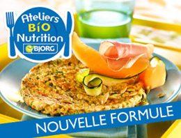 Atelier de cuisine bio-nutrition gratuit chez Bjorg