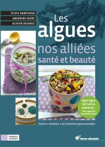 Livre «Les algues, nos alliées santé et beauté» – éditions Terre Vivante