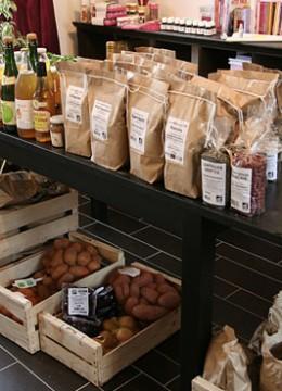 La Rûche qui dit oui : distribution de produits locaux en circuits courts