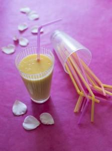 Boisson indienne mangue safran – sans lactose
