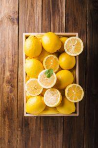 Citrons jaunes - Copyright avdeyukphoto/fotolia