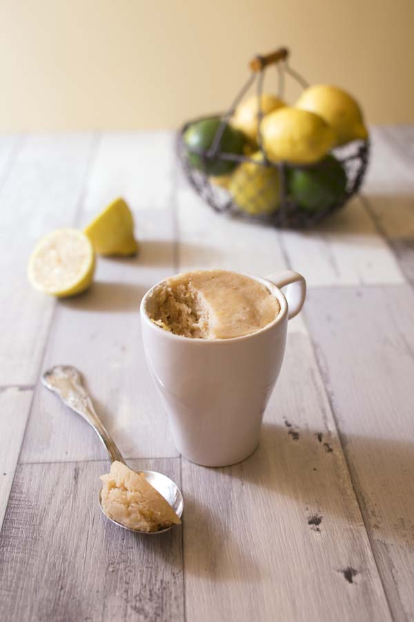 Cake Citron Vegan Agave