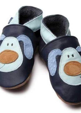 Chaussons souples Inchblue