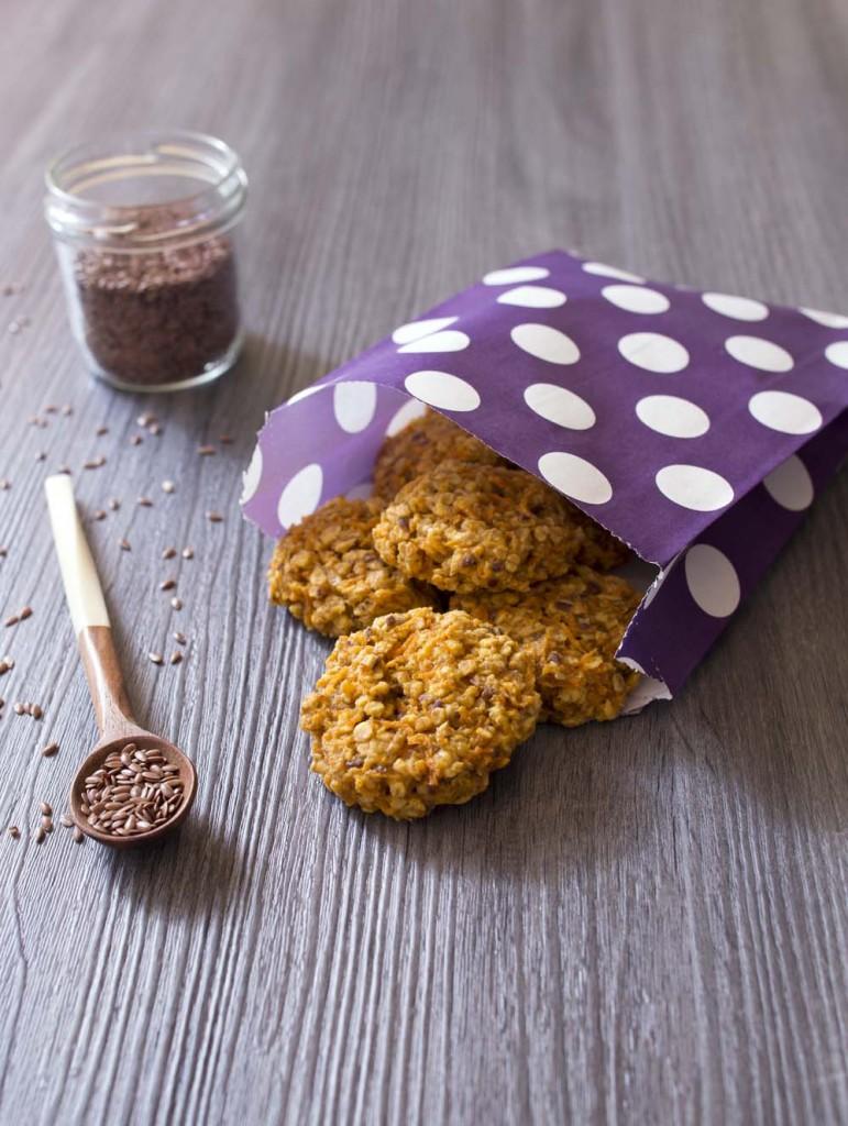 moelleux aux carottes cannelle et graines de lin recettes de cuisine biod lices. Black Bedroom Furniture Sets. Home Design Ideas