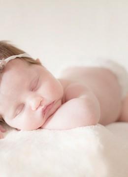 Anaïs - 1 mois