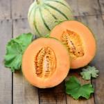 Calendrier des fruits et légumes de saison du mois d'août - melons