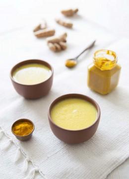 Lait d'or – la boisson bienfaisante des yogis