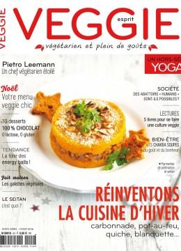 Sortie du magazine Esprit Veggie Hors-série #2 !