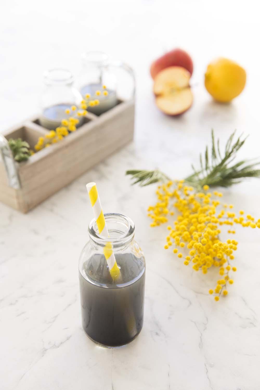Jus d tox pommes charbon actif recettes de cuisine biod lices - Recette jus detox ...