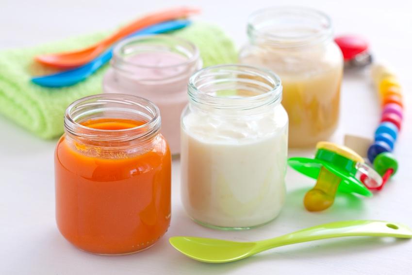 Comment préparer et conserver les petits pots de bébé