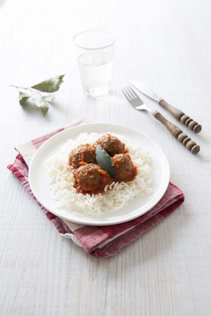 Photo de la recette : Boulettes végétales aux lentilles
