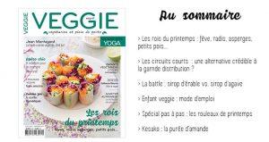 Soutenez le magazine Esprit Veggie en réservant les 4 prochains numéros !
