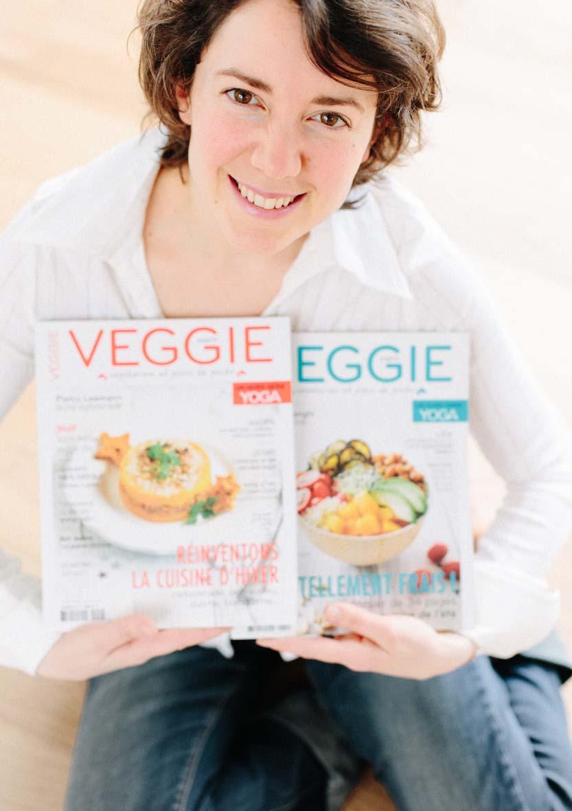 Soutenez notre projet 2017: la publication de 4 magazines végétariens Esprit Veggie