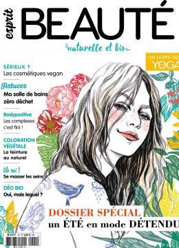Esprit Beauté : le magazine à lire cet été + concours