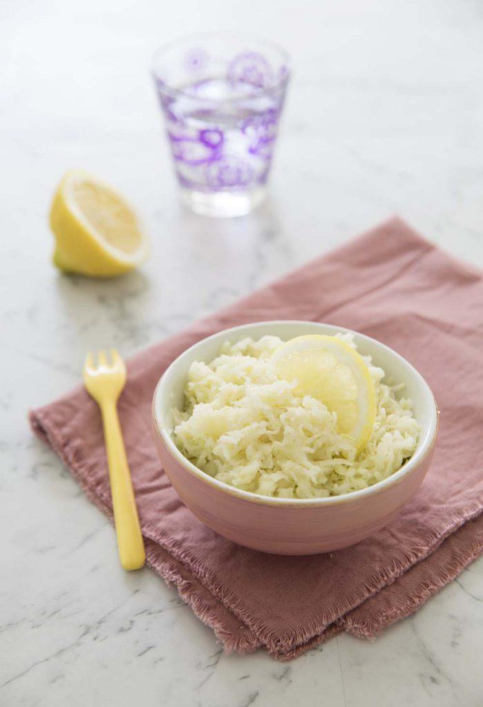 Photo de la recette : Salade de chou rave
