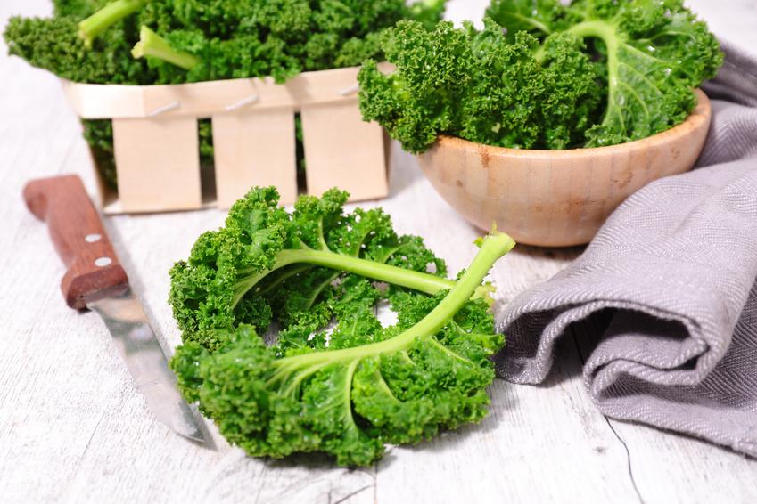 Le chou kale: un légume star