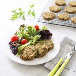 Croquettes de quinoa aux courgettes – sans gluten