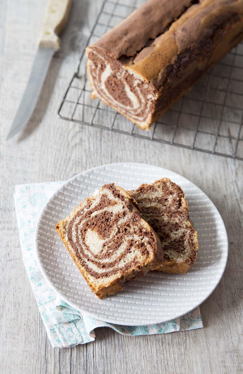cake marbr chocolat vanille vegan recettes de cuisine biod lices. Black Bedroom Furniture Sets. Home Design Ideas