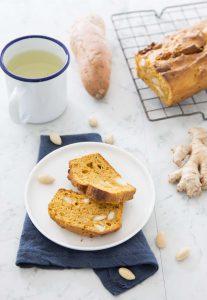 Cake à la patate douce – sans lactose
