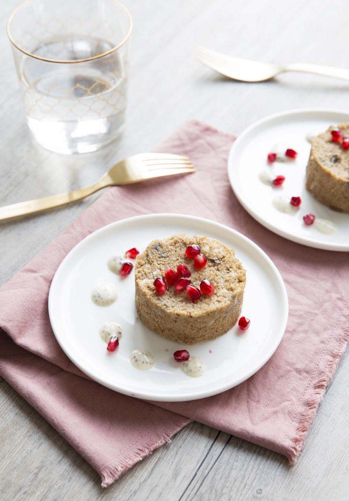 Photo de la recette : Foniosotto aux champignons