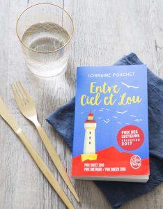 Merveilleux livre «Entre Ciel et Lou» de Lorraine Fouchet