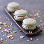 Macarons salés roquefort noix – Bataille Food #51