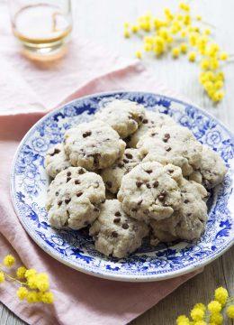 3 recettes de cookies vegan aux pépites de chocolat