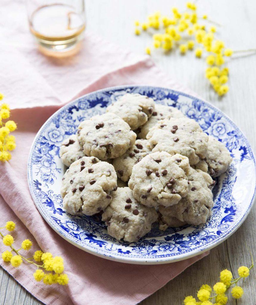 Recette Les Cookies vegan de Marie Laforêt