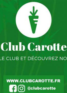 ClubCarotte, le nouveau site communautaire végétarien – vegan