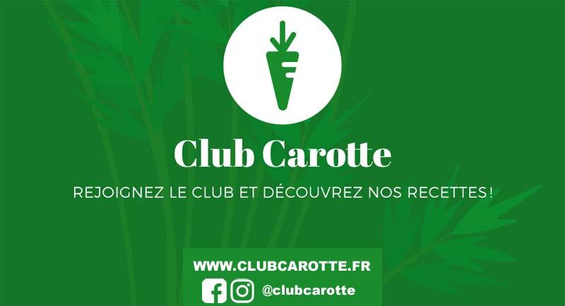 Site Club Carotte