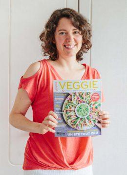 Magazine Esprit Veggie #5 : nos délicieuses recettes pour un été tout cru
