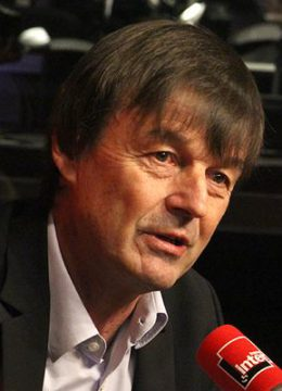 Nicolas Hulot © Radio France / Anne Audigier